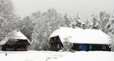 Wintercabin - Winterize your log home's interior!